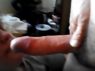 Throat fuck &amp, a thrashing for my sub slut P1