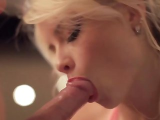 Unique Fellatio Fascination Blonde